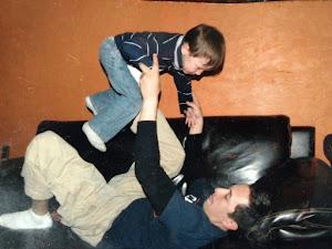 Así juega con su Papá