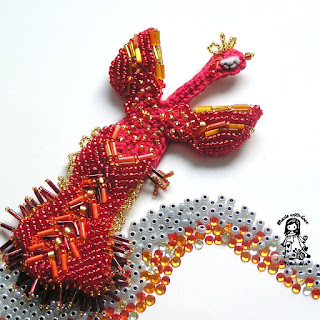 crochet phoenix, magic with hook and needles, vendulkam crochet, vendula maderska design, crochet