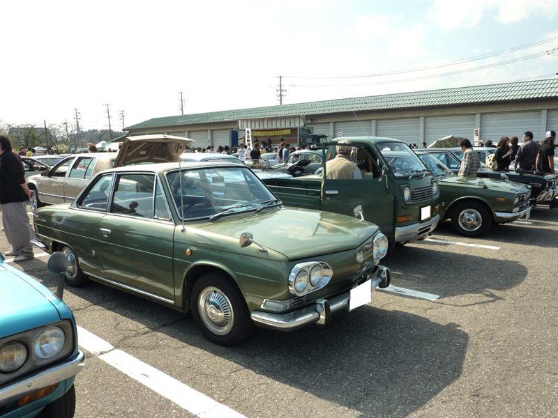 日野・コンテッサ , stary model, dawna motoryzacja, auta z lat 60, japońskie samochody, Hino Contessa 1300 PD