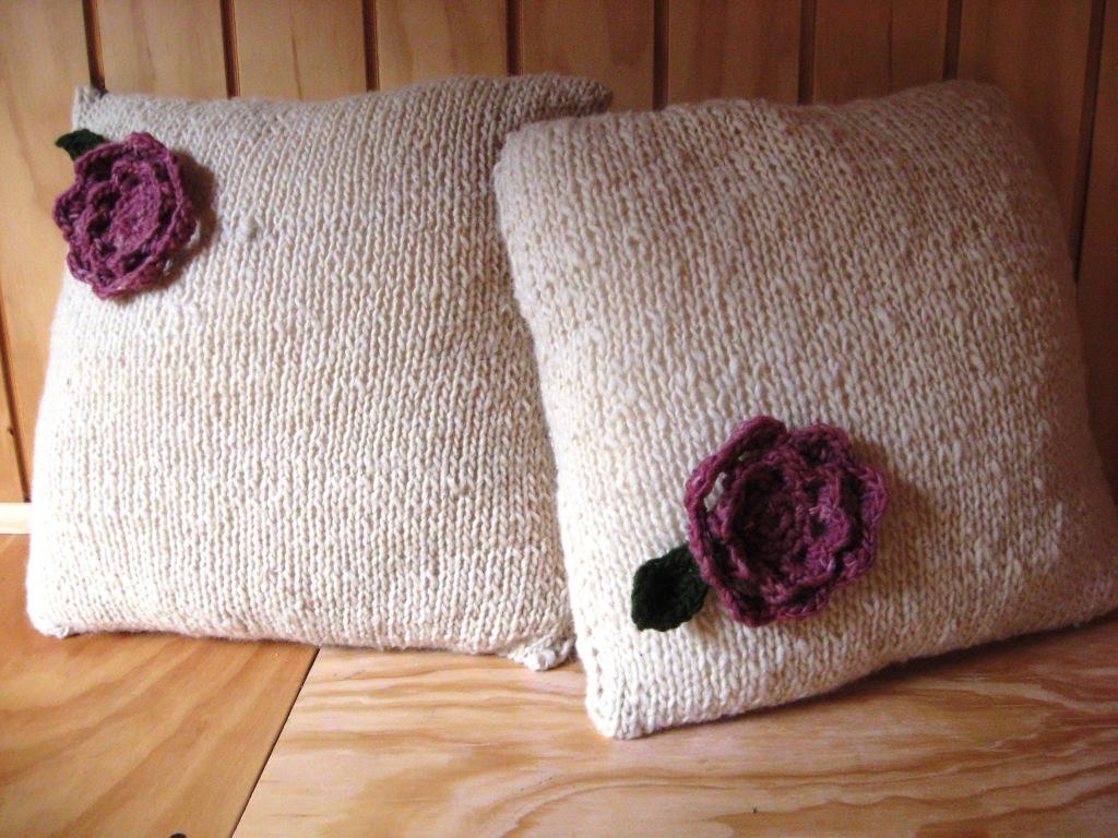 De cielo y cerros cochiguaz chile cosas de casa - Cojines de lana ...