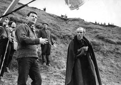 Andréi Tarkovski detrás de las cámaras Andrei Rublev