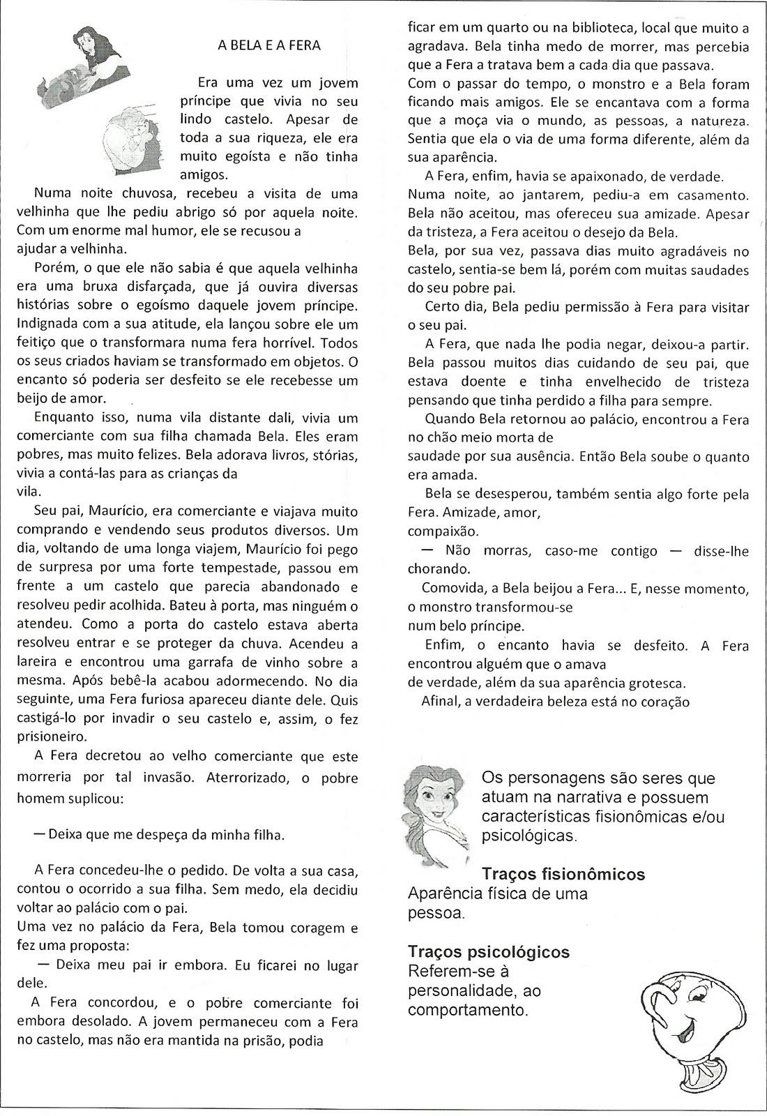 LEITURA E INTERPRETA    O DE TEXTO