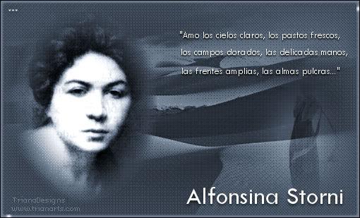 El Verso de la muerte - Página 4 Alfonsina+storni