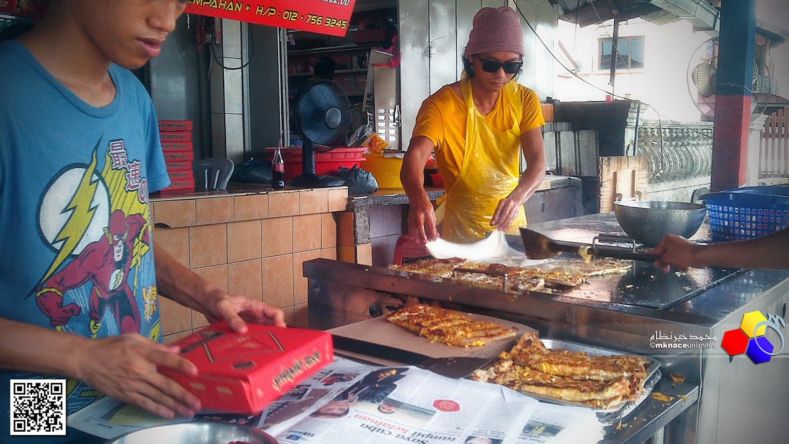 Jom ke Majid Murtabak Nombor 1, Kampung Kurnia, Johor Bahru