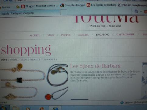 TOUTMA le blog des shoppeuses