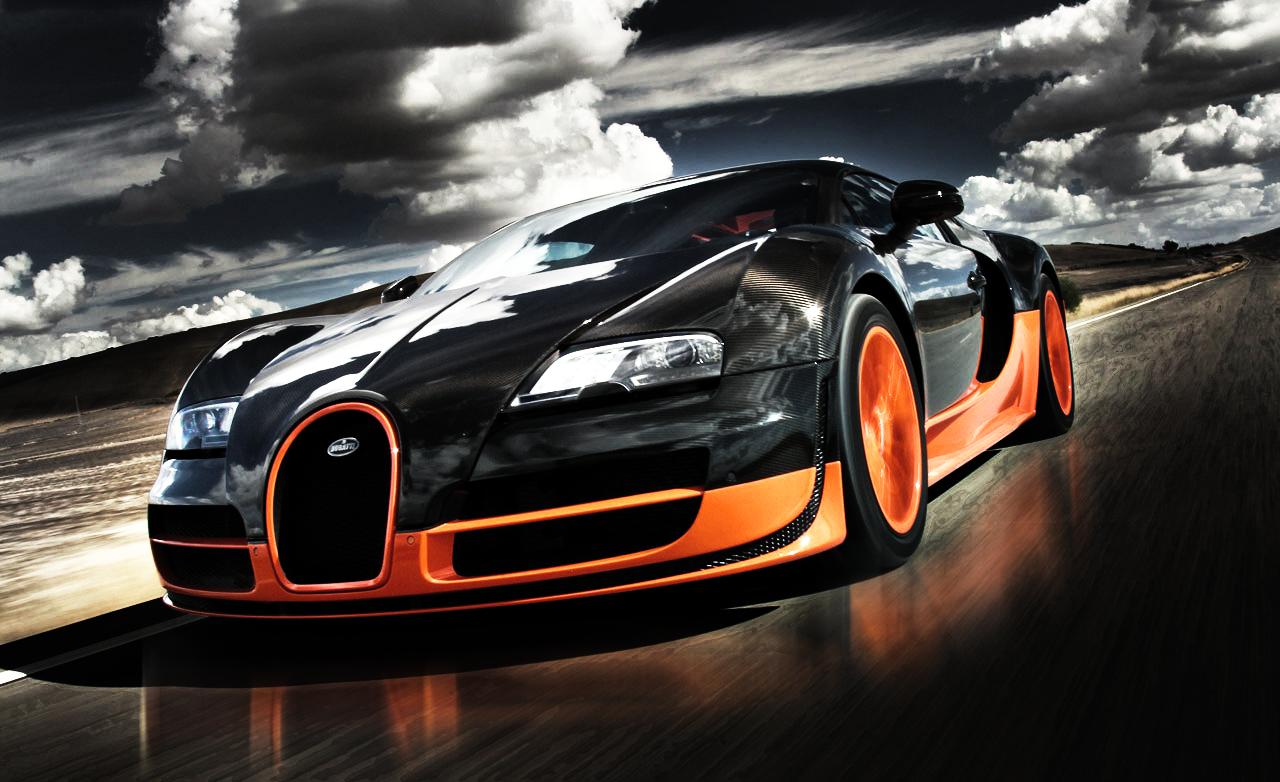 Bugatti Chiron Price In Pakistan >> Car News & Car Pictures: Bugatti Veyron Super Sport