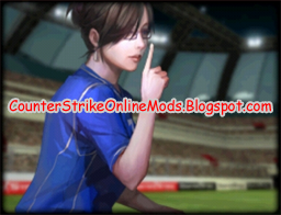 Download Soccer ChoiJiYoon from Counter Strike Online Character Skin for Counter Strike 1.6 and Condition Zero | Counter Strike Skin | Skin Counter Strike | Counter Strike Skins | Skins Counter Strike