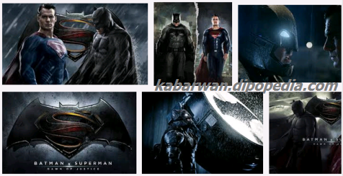 Batman Versus Superman - Kabarwan