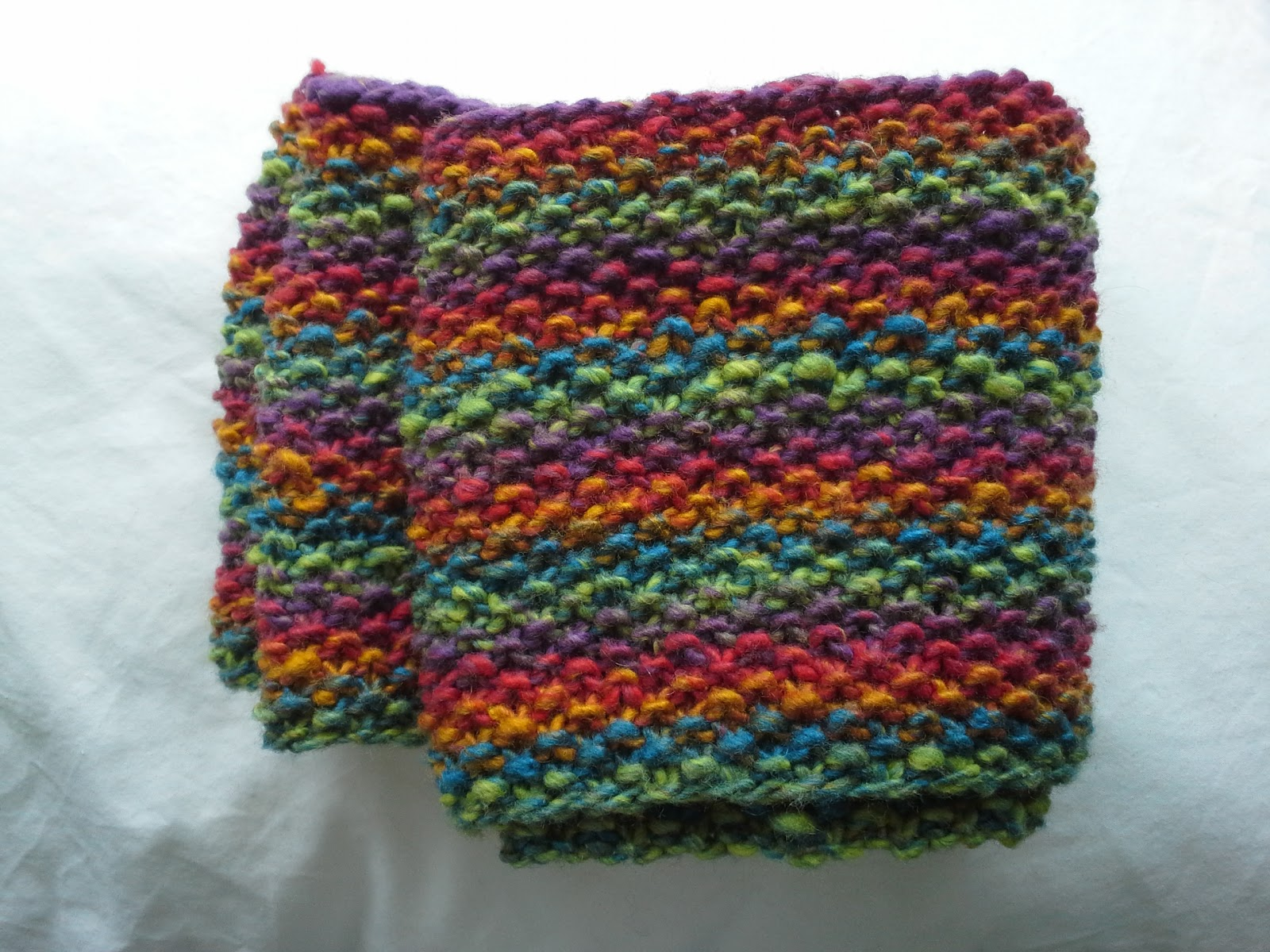 Infinity Scarf Knitting Pattern Bernat : Oh, sorry. This is Angie.: Ninja Turtle Infinity Scarf ...