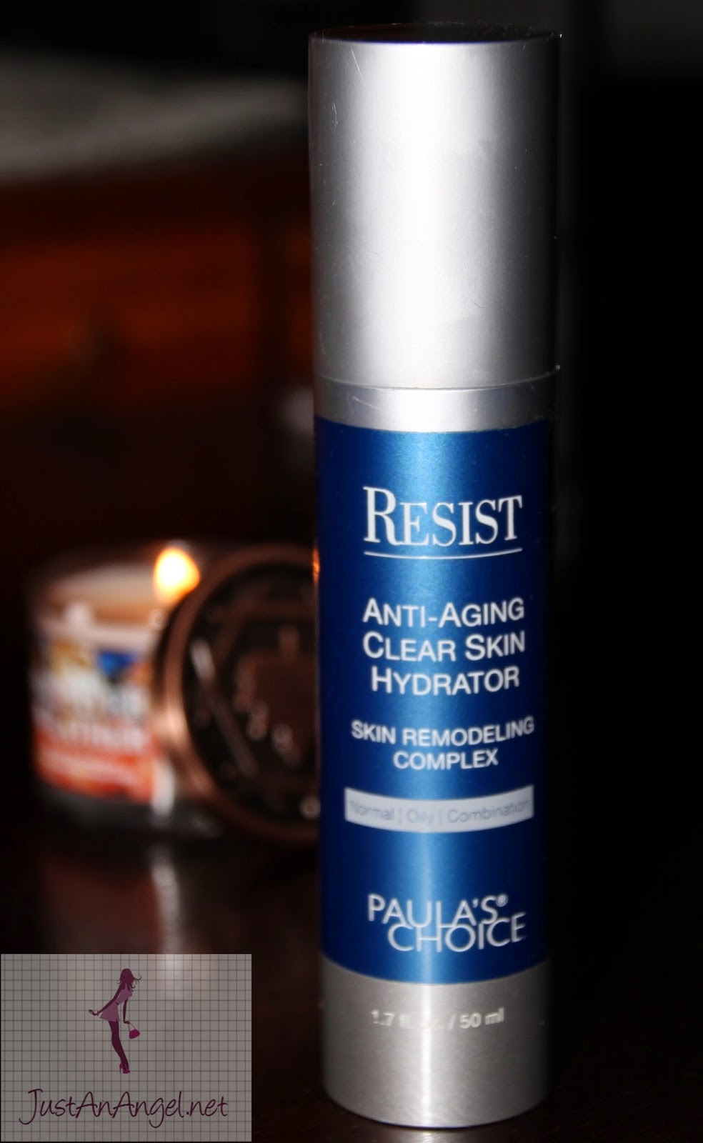 crema Paula's choice Resist Anti-aging Clear Skin Hydrator