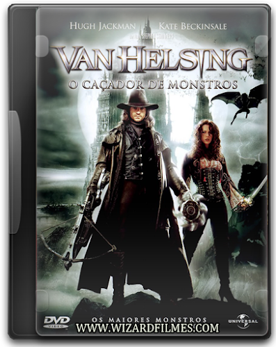 Van Helsing: O Caçador de Monstros Torrent BluRay Rip 720p Dublado (2004)