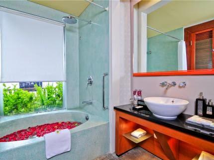 Kamar Mandi Hotel Mercure