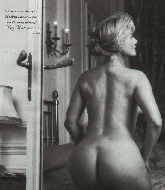 Фото голая вера фишер