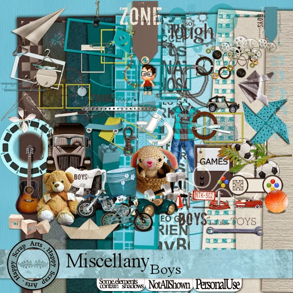 HSA-Miscelanny  Boy