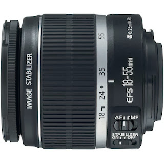 Canon 18-55mm/f3.5-5.6 lens