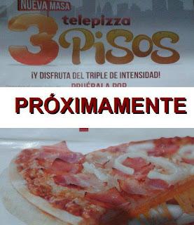 Blog telepizza gav nueva masa de telepizza 3 pisos for Telepizza 3 pisos