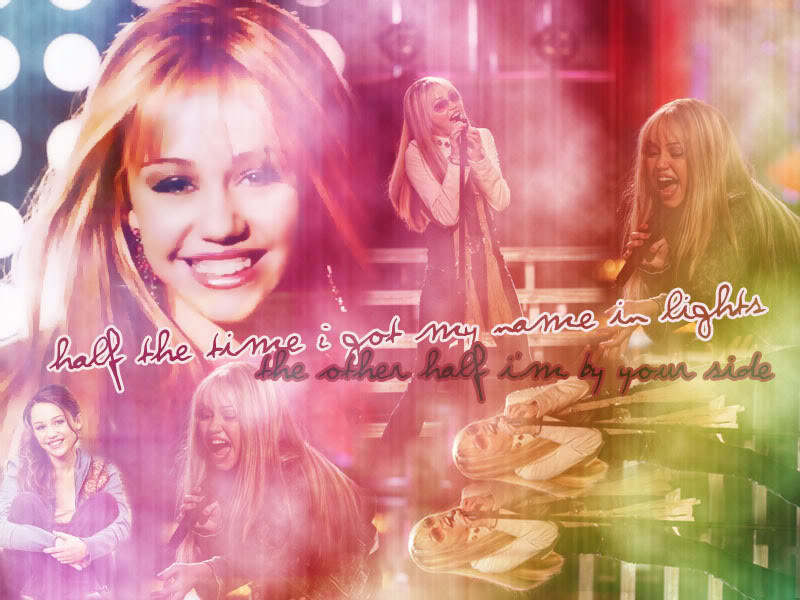 cool images hannah montana - photo #4