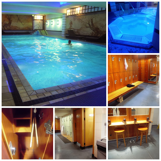 Bannatyne Millbank Spa and Changing Rooms Swimming Pool