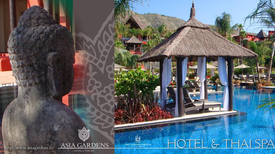 Mon petit espace hotel barcel asia gardens - Hotel asiatico benidorm ...