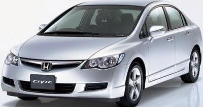 Pasaran Harga Honda Civic Second