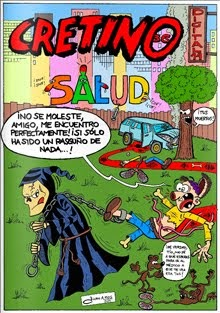 Cretino 36 Digital 14 Salud
