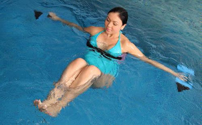 Tips for exercising during pregnancy - Can i swim in a pool while pregnant ...