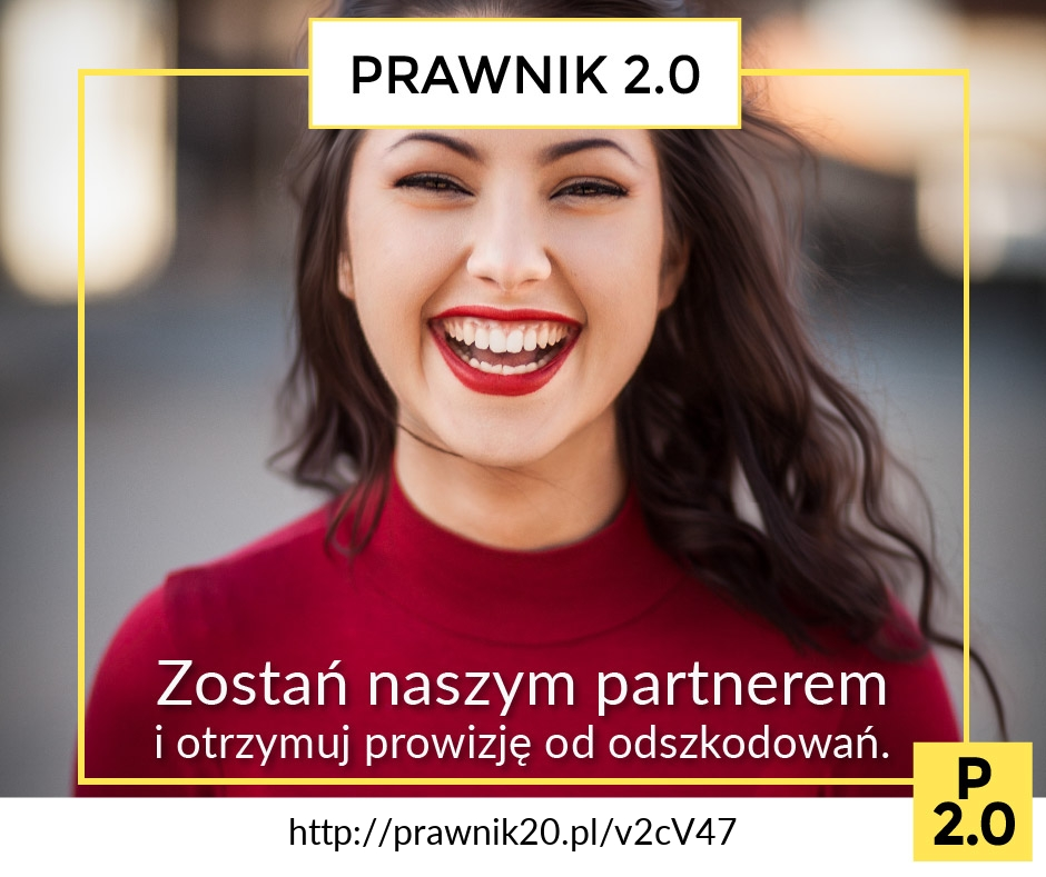 Zostań partnerem Platformy prawniczej -Prawnik 2.0