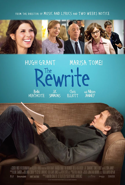 The Rewrite (2014) Poster