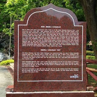 Muzium Kota Kayang Perlis