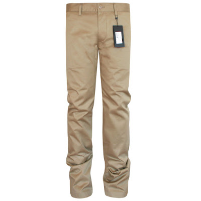 saint laurent mens khaki pants