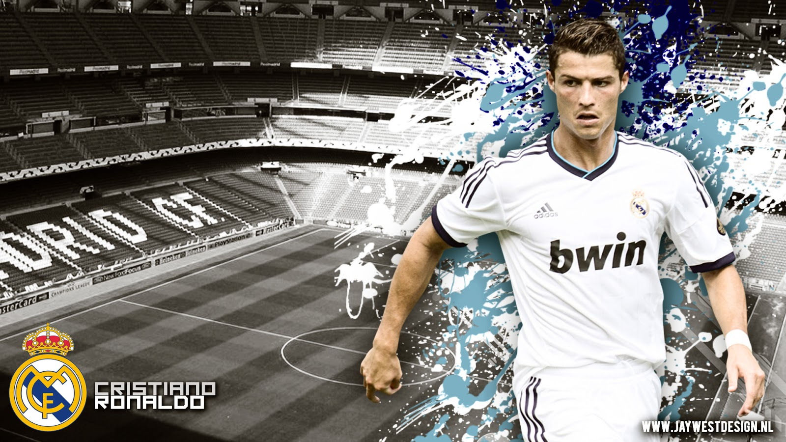Cristiano Ronaldo Real Madrid 2014