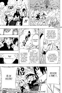 Naruto Manga