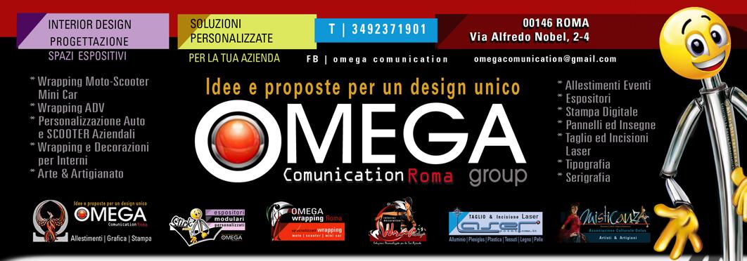 Omega Comunication Roma
