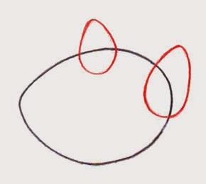 موقع  تعليم الرسم - كيفية رسم ثعلب