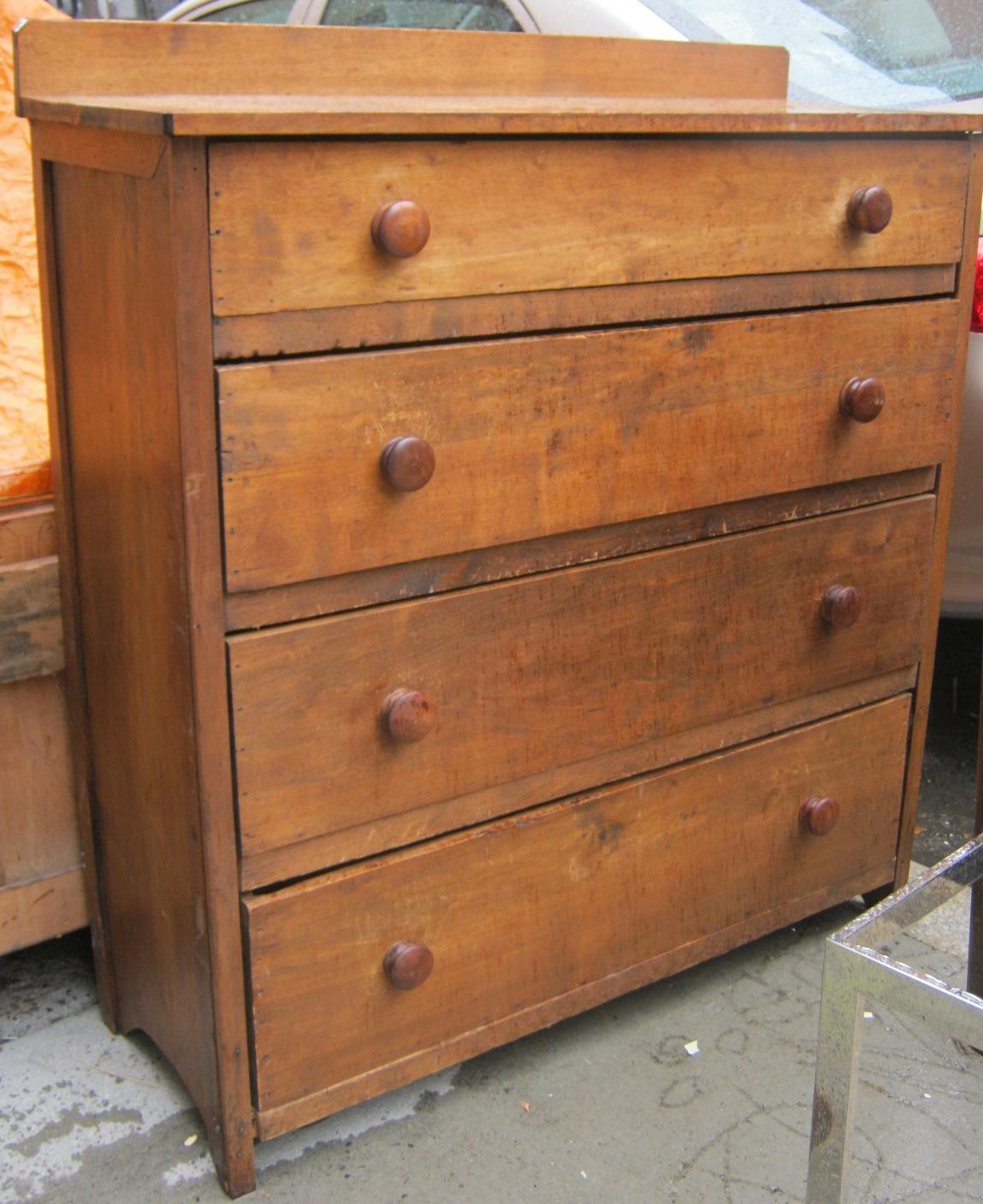 Uhuru Furniture Collectibles Shaker Style Dresser Sold