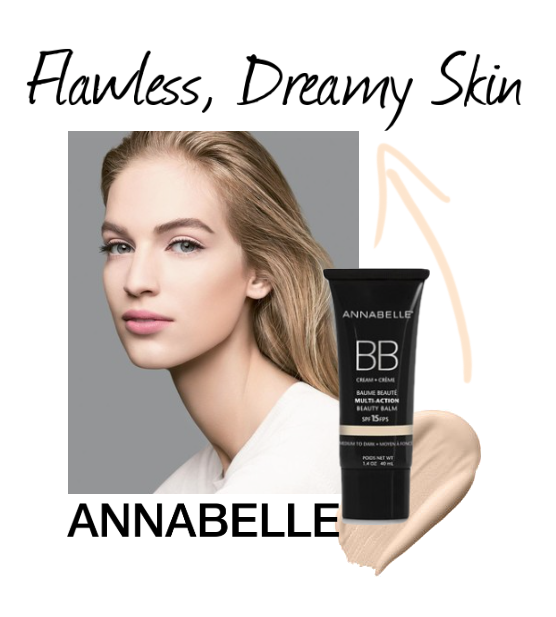 skin, natural, bb cream, model