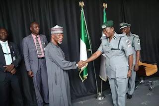 Nigeria Customs Service promotes 13 senior officers to new ranks