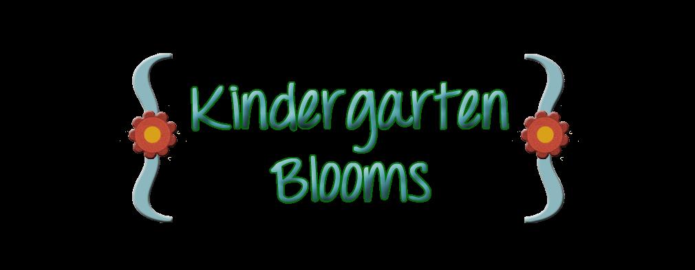 Kindergarten Blooms