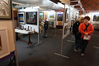 Ballan Art Show Lawrence Winder