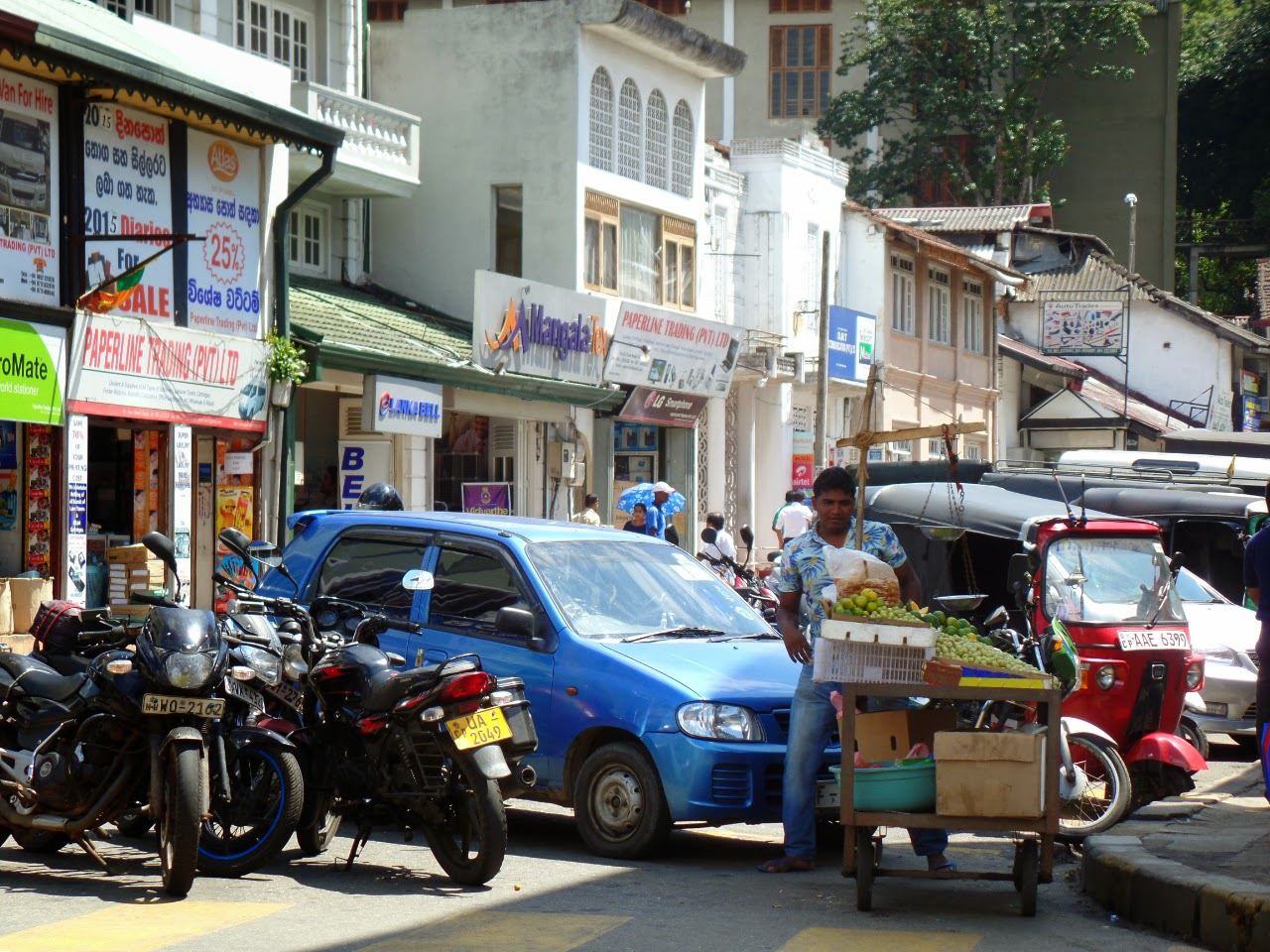 Tiramisu: sri lanka travelogue kandy