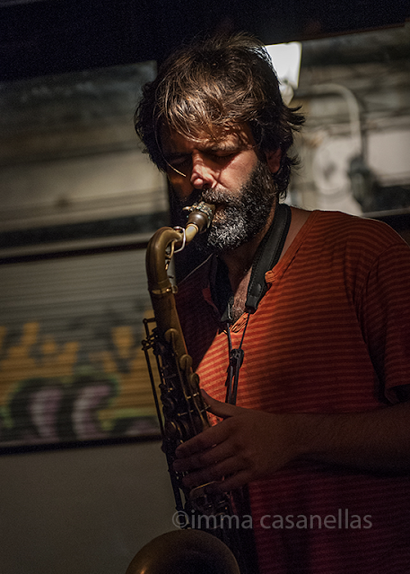 Albert Cirera, Taller Milans, Barcelona 8-5-2015