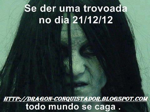 No dia 21/12/2012