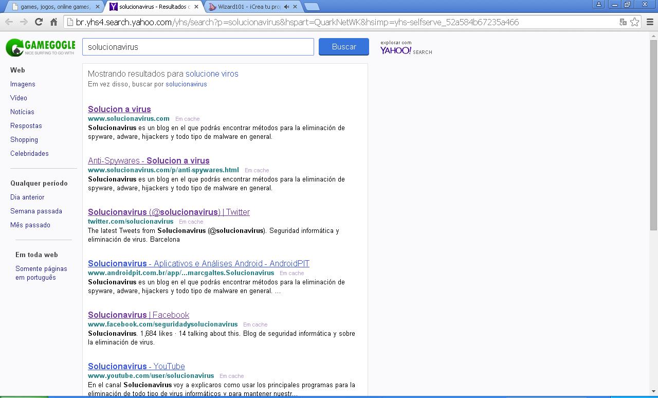 Jogostempo.com virus results