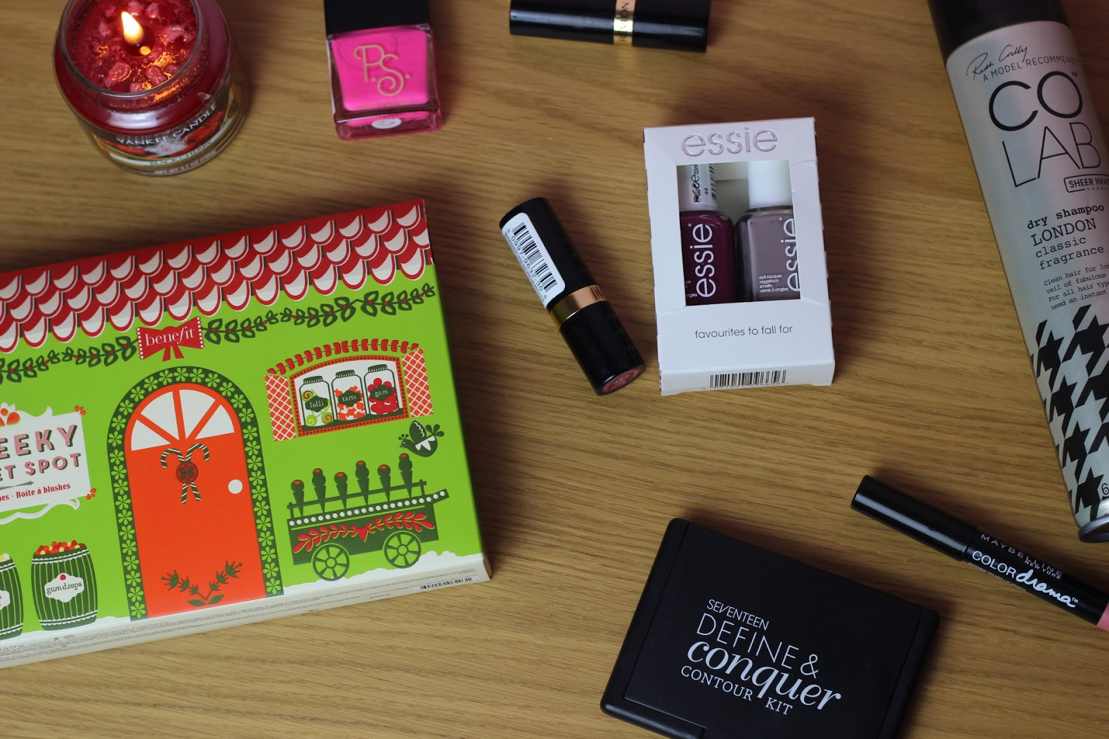 New Beauty Bits