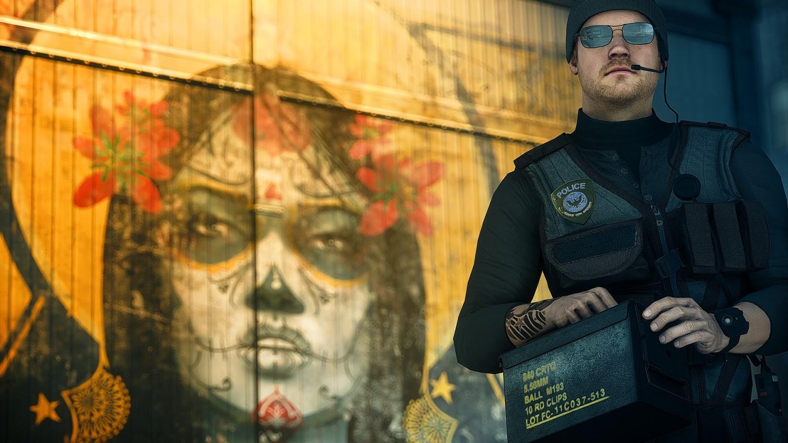 Battlefield Hardline - Ficha Criminal de Janeiro