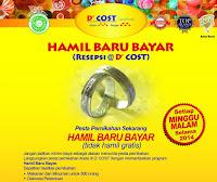 Inspirasi bisnis dari D'cost, Tips dan Info Pemasaran
