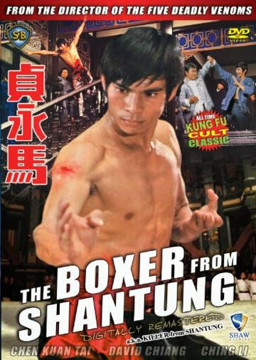 Huyền Thoại Mã Vĩnh Trinh | Boxer From Shantung