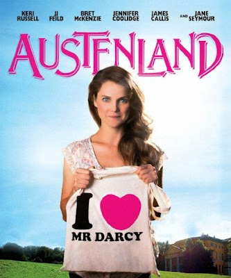 Poster Of Hollywood Film Austenland (2013) In 300MB Compressed Size PC Movie Free Download At worldfree4u.com