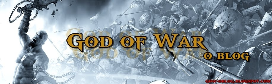 God of War - O Blog