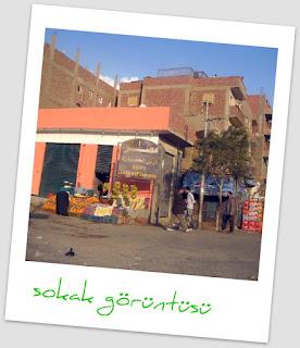 Kahire sokakları